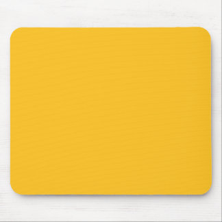 Only gold stylish solid color OSCB28 Mouse Pad