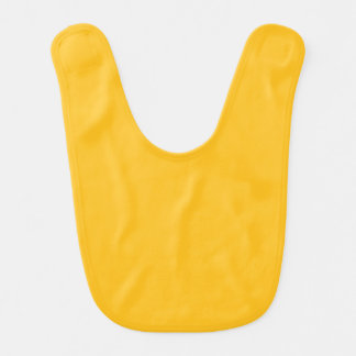 Only gold stylish solid color OSCB28 Bib