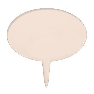 Only gorgeous dusty rose solid color OSCB07 Cake Topper