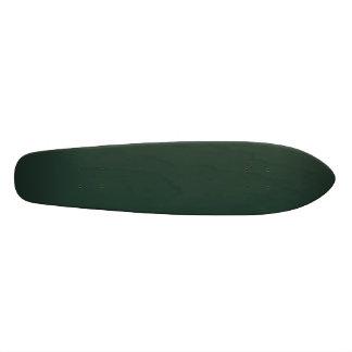 Only green forest vintage solid color OSCB29 Skateboard