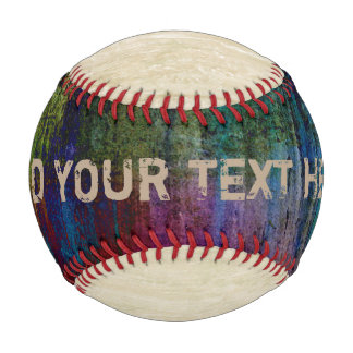 Only Grunge Texture dirty colored + your ideas Baseball