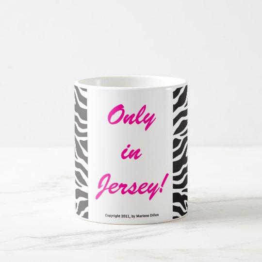Only in Jersey Beverage Mug