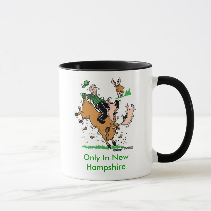 only in nh jpeg, Only In New Hampshire Mug