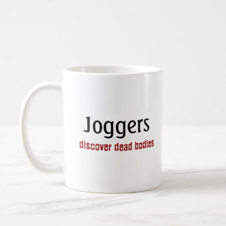 Only Joggers Discover Bodies Mugs