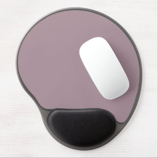 Only Lavender dusty solid color OSCB08 Gel Mouse Pad
