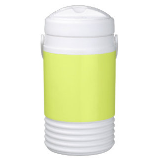 Only Lime yellow Igloo beverage coolers Igloo Beverage Dispenser
