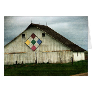 Only Memories, A Barn That Once Was Card