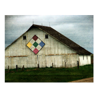 Only Memories, A Barn That Once Was Postcard