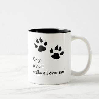 Only My Cat Mug