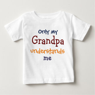Only My Grandpa Understands Me Child's T-Shirt