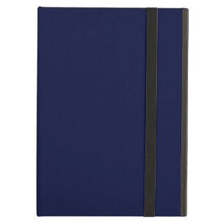 Only navy blue gorgeous solid color OSCB13 iPad Air Covers