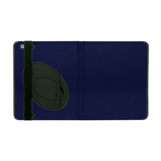 Only navy blue gorgeous solid color OSCB13 iPad Covers