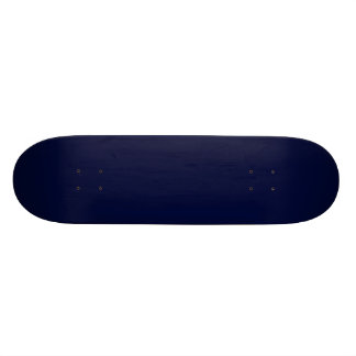 Only navy blue gorgeous solid color OSCB13 Skateboard Deck