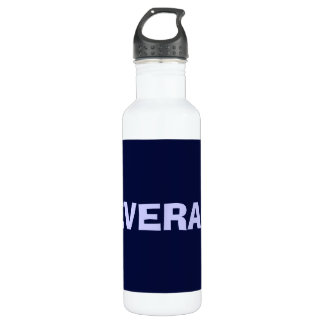 Only navy blue gorgeous solid color OSCB13 Water Bottle
