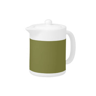 Only olive green cool solid color background