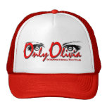 Only Olivia Cap Trucker Hat