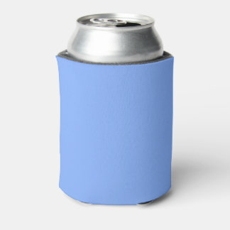 Only Pale blue solid color Can Cooler