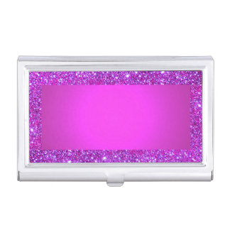 Only Pastel Lilac Fashion Business Card Case 12e