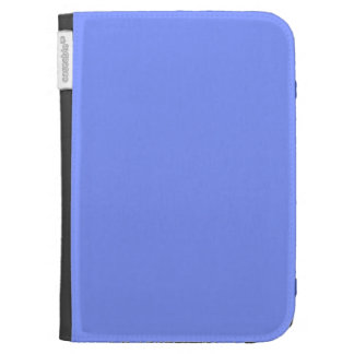 Only periwinkle blue elegant solid color OSCB32 Kindle 3G Covers