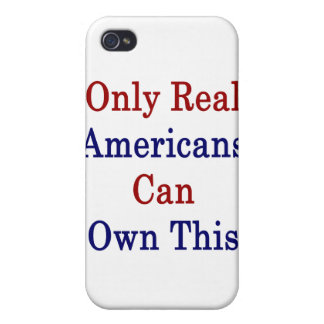 Only Real Americans Can Own This Case For iPhone 4