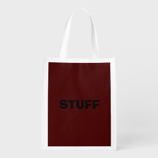 Only red brick gorgeous solid color background market totes