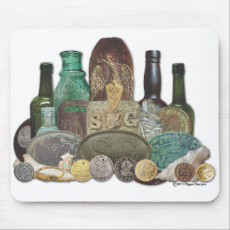 Only Relics Mouse Pad