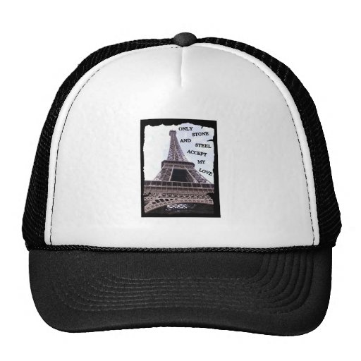 Only Stone and Steel Hat