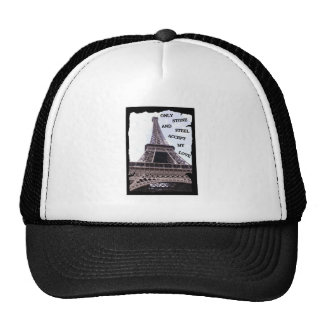 Only Stone and Steel Trucker Hat