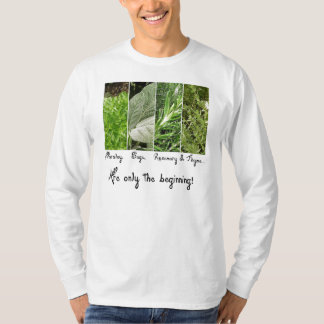 Only the Beginning Men's Long Sleeve Tee