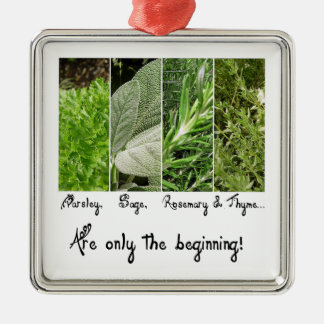 Only the Beginning Ornament