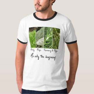 Only the Beginning Ringer T-Shirt