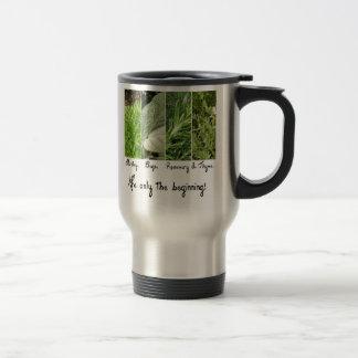 Only the Beginning Travel Mug