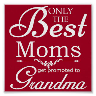 Only The Best Moms Poster
