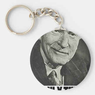 Only the Good Die Jung! Keychain
