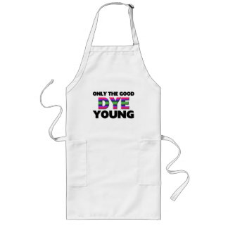 Only The Good Dye Young Apron