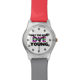 Only The Good Dye Young Wristwatch