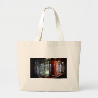 Only the One Large Tote Bag
