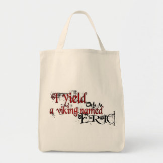 Only to a viking tote bag