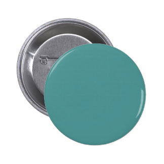Only turquoise gorgeous seafoam solid color 2 inch round button