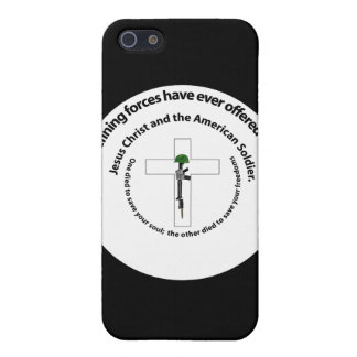 Only Two Defining Forces iPhone SE/5/5s Cover