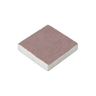 Only warm burgundy solid color OSCB21 Stone Magnet