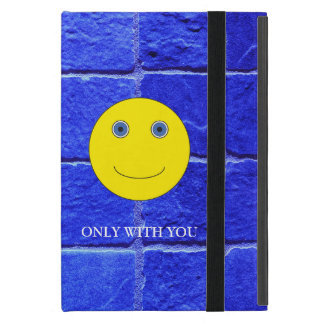 Only with you case for iPad mini