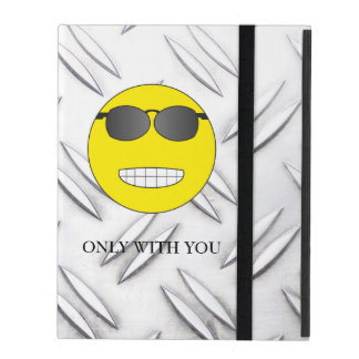 Only with you iPad covers
