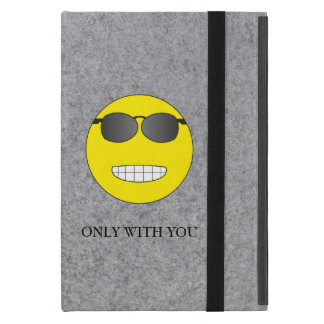 Only with you iPad mini case