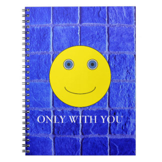 Only with you notebook