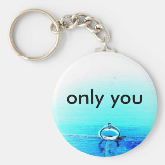 only you keychain