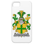 O'No un escudo de la familia iPhone 5 Case-Mate Funda