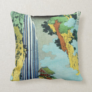 Ono Waterfall Throw Pillow