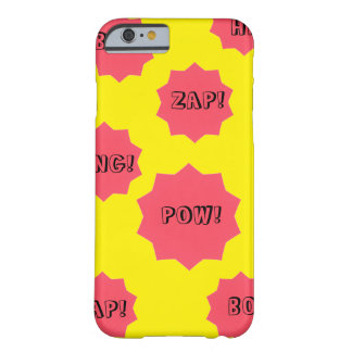Onomatopoeia Barely There iPhone 6 Case
