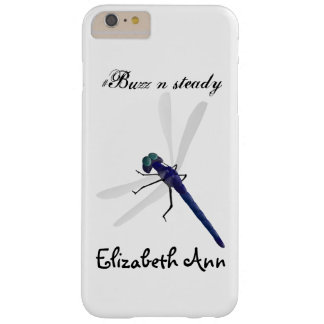 Onomatopoeia word buzz thinking dragonfly barely there iPhone 6 plus case